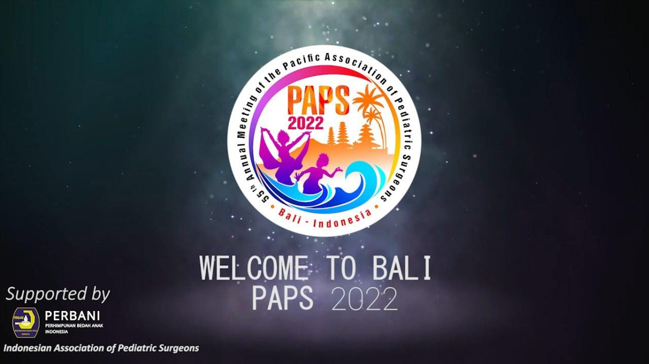 Indonesia Sebagai Tuan Rumah PAPS Meeting 2022